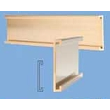 "ENG2X8WALL - 2"" x 8"" Wall Bracket - Holder Only"