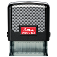 Custom Self-Inking Rubber Stamp