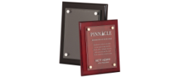 "ENG-FPA1810 - Floating Acyrlic Plaque 8"" x 10"""