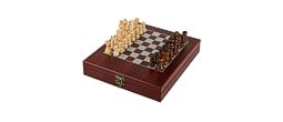 GIFT-CHES01 - Rosewood Finish Chess Set